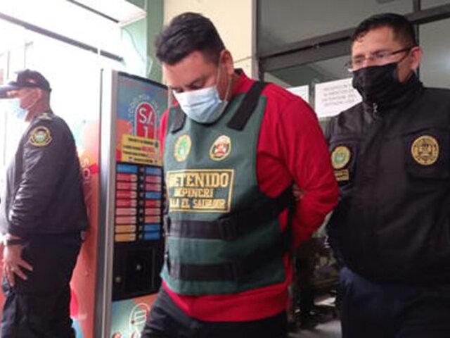 VES: capturan sujeto que habría secuestrado a dos menores tras captarlas ofreciéndoles trabajo