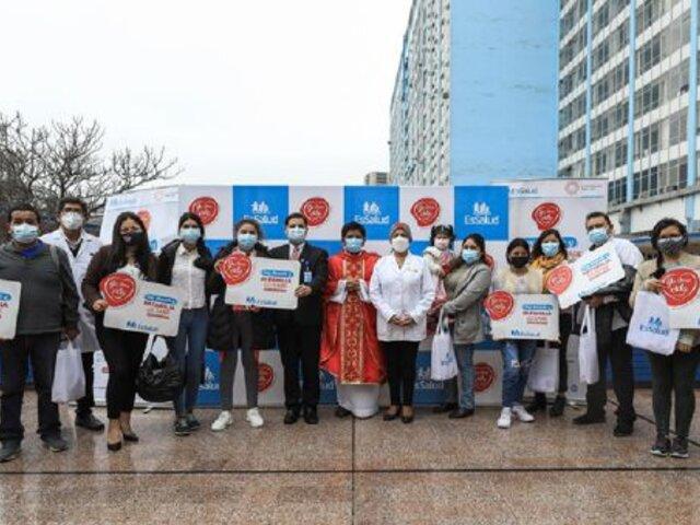 EsSalud: Más de 4 mil pacientes esperan un donante de órganos y tejidos