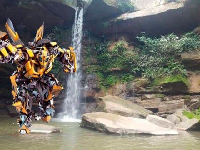 Transformers: intentaron asaltar a equipo de producción en Tarapato tras grabaciones