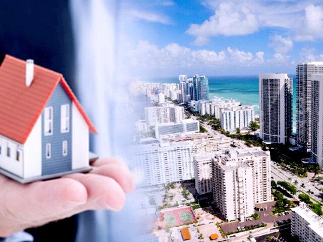 Cada vez más peruanos invierten en bienes raíces en Estados Unidos
