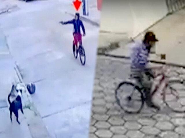 ¡Cuidado! bicicleta es el nuevo medio de transporte para delinquir