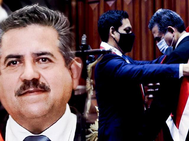 Merino pide al Congreso pensión vitalicia por ser presidente del 10 al 15 de noviembre 2020