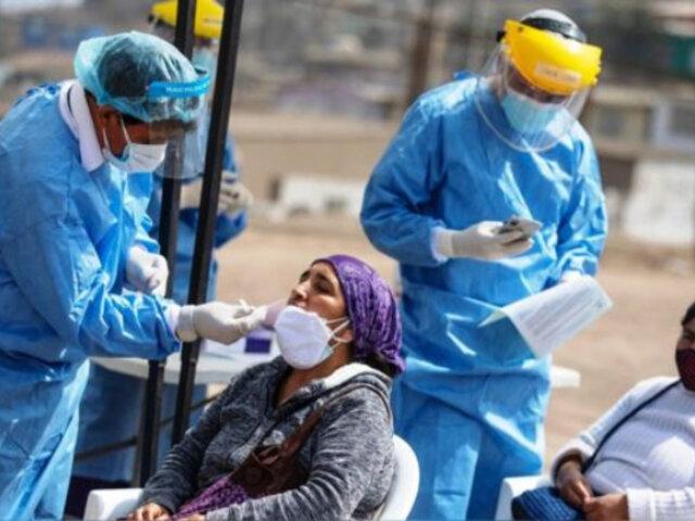 Covid-19 en Perú: Minsa reporta 146 contagios y 12 fallecidos en un solo día