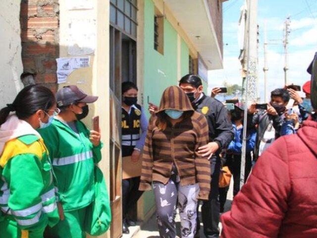 Junín: Menor de 15 años es rescatada de presunta banda dedicada a trata de personas
