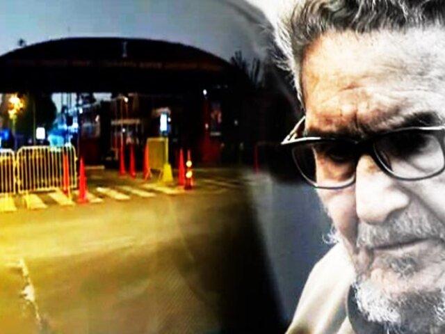 Abimael Guzmán: Se estarían cremando los restos del ex líder terrorista en hospital Naval