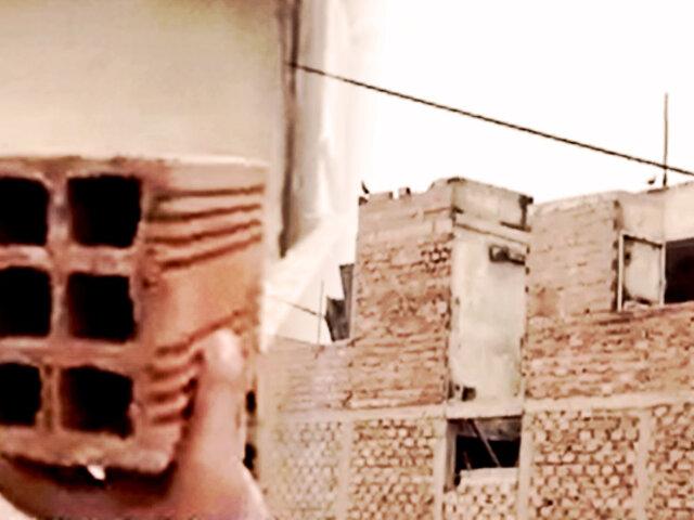 Viviendas en peligro ante temerarias construcciones artesanales en zona antigua del Callao