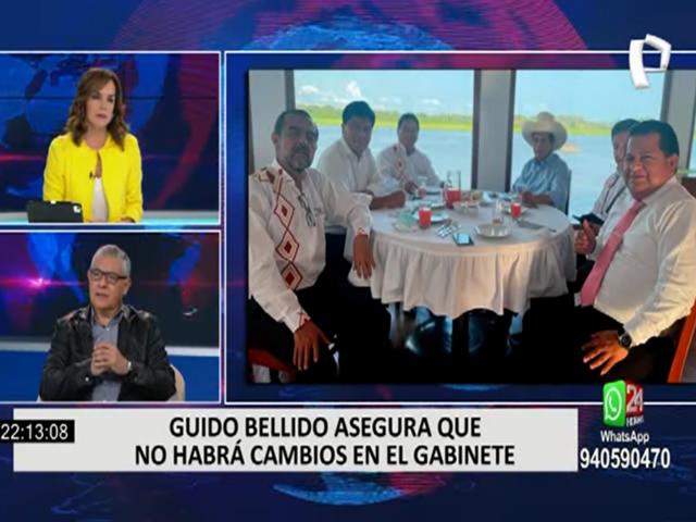 """José Elice: """"El presidente tiene que asumir con firmeza su rol"""""""