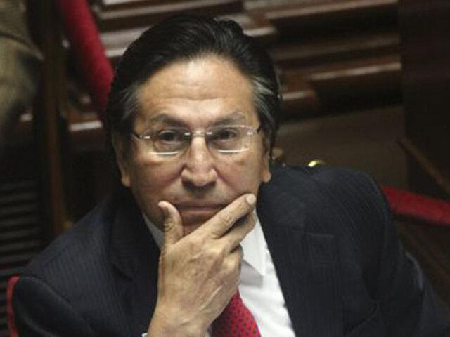 Procuradora del caso Lava Jato: Confiamos que juez acepte extradición de Alejandro Toledo