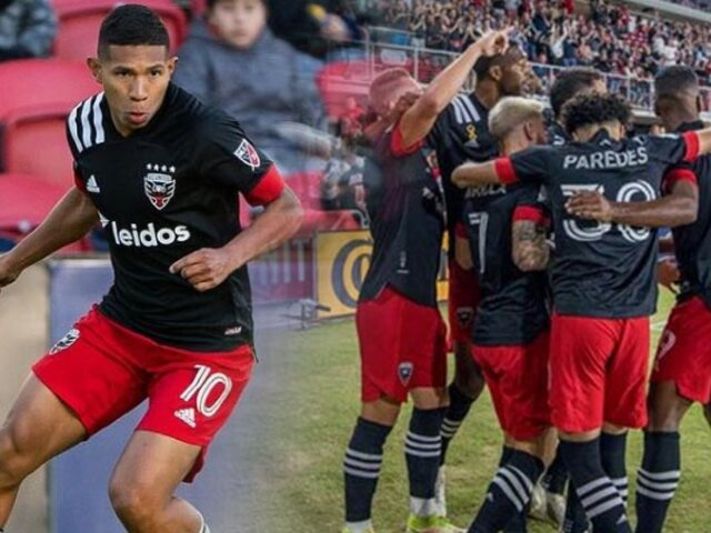 DC United venció al Cincinnati con Flores y Reyna