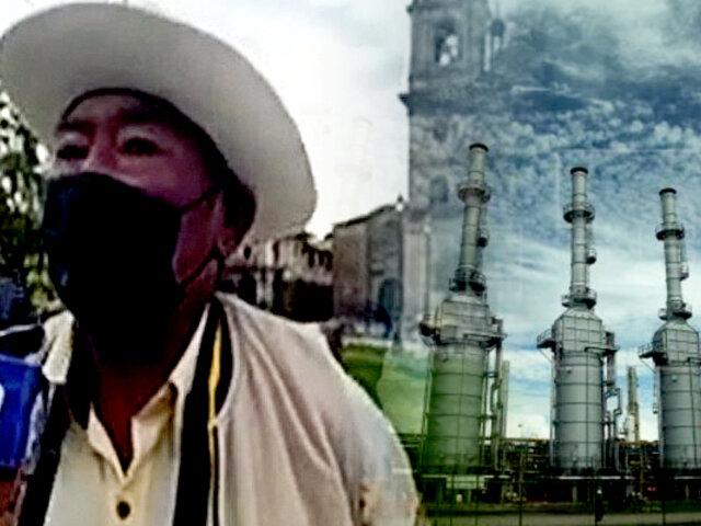 ¿Qué opinan los cusqueños sobre posible nacionalización del gas de Camisea?