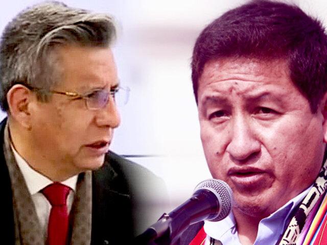 Ministro de Energía sobre Camisea: propiciamos el diálogo, hagamos las cosas bien