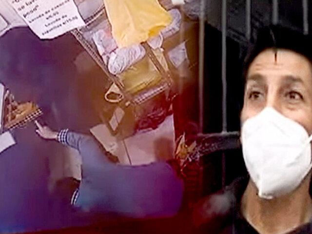 Delincuentes armados roban S/.6 mil de una lavandería en VMT