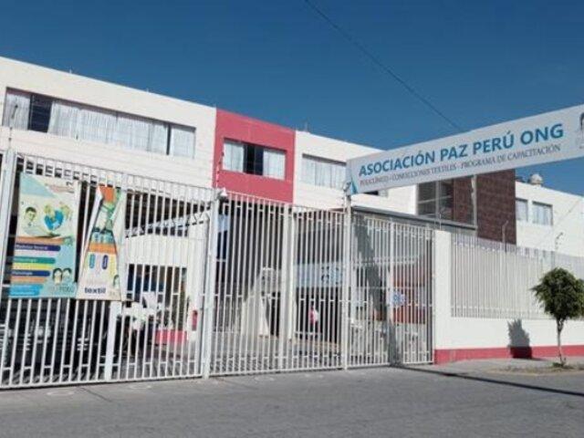 Arequipa: tres adolescentes son investigadas por el asesinato de una cuidadora del Inabif