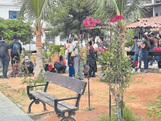 Tumbes: 163 extranjeros son intervenidos por ingreso irregular al país