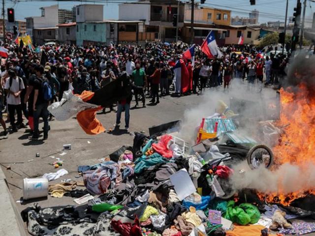 Gobierno venezolano rechazó ataques a migrantes en Chile