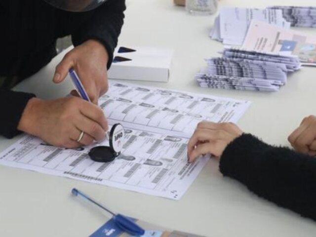 Comisión de Constitución respalda creación del grupo que investigará el proceso de las elecciones 2021