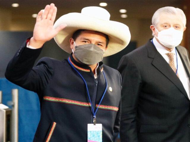 "Canciller Maúrtua ante el Congreso: ""Presidente Castillo no tenía previsto reunirse con Maduro"""