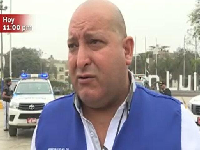 Alcalde de Chaclacayo insultó a regidores en sesión de Consejo Municipal