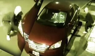 Captan a ladrón de autopartes en Chorrillos