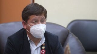 Guido Bellido anuncia que retomará sus funciones como congresista de la República
