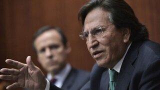 Alejandro Toledo: Fiscalía de Estados Unidos pide que regrese a prisión tras la decisión del juez