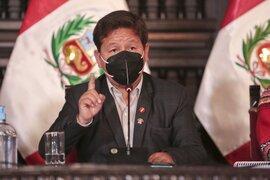 Guido Bellido señaló que inversión privada tiene estabilidad jurídica en el país