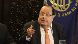 Julio Velarde seguirá como titular del BCR: Canciller Maúrtua saluda su ratificación