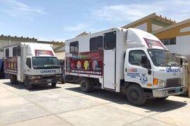 Lambayeque: inician nueva estrategia 'vacunamóvil' para cerrar brechas de inmunización
