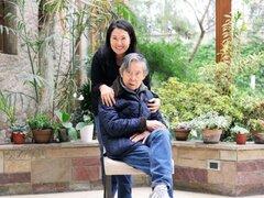 """Keiko Fujimori: """"Mi padre ya está estabilizándose y continúa bajo monitoreo"""""""