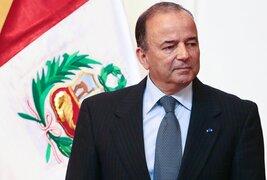 Dan por concluidas las funciones del embajador del Perú en España y Andorra