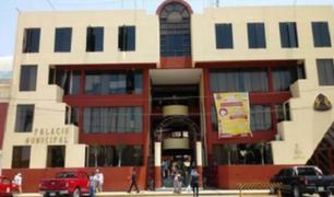 Chimbote: sentencian a 4 años de cárcel a exfuncionarios de la Municipalidad provincial del Santa