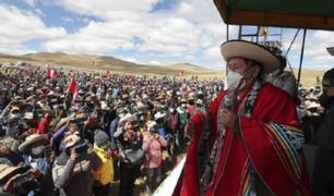 Cusco: Guido Bellido culpó a los congresistas de poner trabas en su gestión