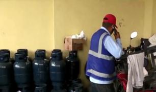 VMT: delincuentes roban S/ 6.000 en distribuidora de gas