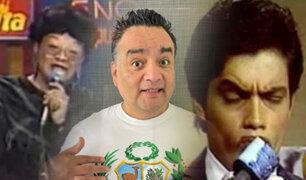 Jorge Benavides y su archivo inédito de la comicidad