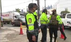 Balacera frente a Plaza Norte: sujetos se enfrentan por disputa de un local