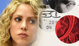 Shakira y otros nombres relevantes en los 'Pandora Papers'