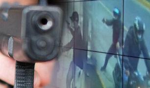 ¡Delincuencia imparable! Robos a mano armada incrementan en diferentes distritos de Lima