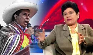 """Yarrow: """"Es claro que Castillo quiere cerrar el Congreso y llamar a Asamblea Constituyente"""""""