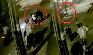 Santa Anita: asaltan y golpean a hombre frente a sereno, pero nada puede hacer