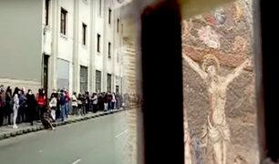 Señor de los Milagros: fieles de diversos puntos de Lima se reencuentran con el Cristo Moreno