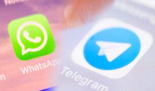 Tras caída de servidores: Telegram y sus ventajas frente a WhatsApp