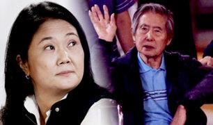 """Keiko Fujimori sobre salud de su padre: """"su problema en el corazón se ha agudizado"""""""