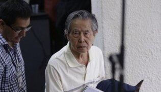 """Alejandro Aguinaga sobre estado de Alberto Fujimori: """"Ya se venía con una predeterminación de evaluar su corazón"""""""