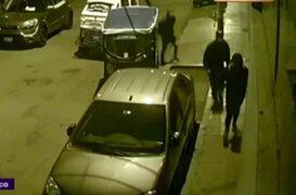 SMP: ladrones agreden brutalmente a mujer para robarle su celular