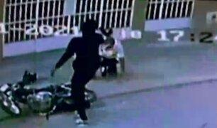 Los Olivos: disparan a hombre que intentó evitar robo a menor de edad