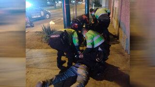 Pueblo Libre: capturan a cinco pandilleros que hicieron disparos al aire  para evitar ser detenidos