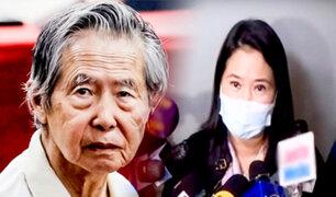 Alberto Fujimori fue operado y se encuentra en recuperación