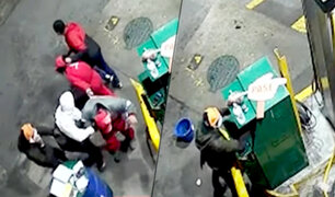 Asalto a grifo en SJL: Policía explica cómo evitar robo de fuertes sumas de dinero