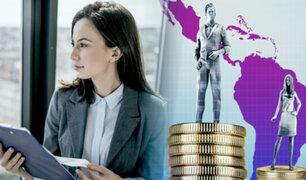 Solo el 21% de mujeres se encuentra en puestos gerenciales, según ranking