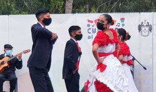 MML  presenta música criolla y danzas folclóricas en distintos clubes zonales de la ciudad